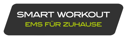 Dein EMS SMART WORKOUT für Zuhause - Logo